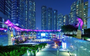 Яркий Гонконг