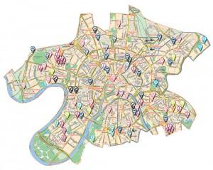 Планы на строительство Москвы на 2015-2016