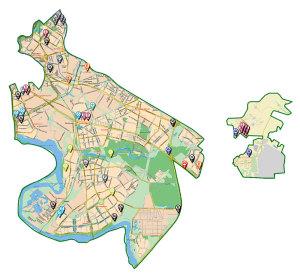 Строительство в Юго-Восточном административном округе в 2014