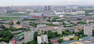 застройка в Москве