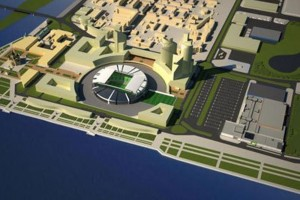 Строительство стадиона FIfa