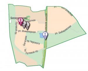 в Алтуфьевском районе Москвы