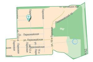 Строительство в Москве в районе