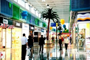 Крупнейшие торговые центры