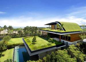 Дом Eco-friendly