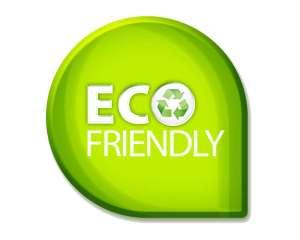 Логотип Eco-friendly