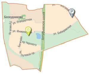 Строительство объектов в Москве в Алтуфьевском районе