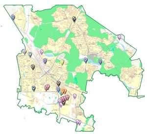 Строительство Зеленоградском административном округе