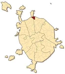 Лизаново на карте