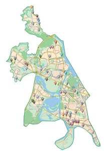 Строительство объектов в Москве в Северо — Западном административном округе