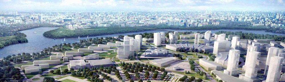 схемы Новой Москвы