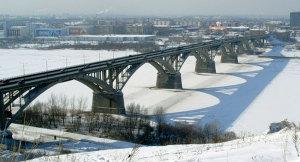 обновлённый молитовский мост