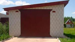 собственность на гараж