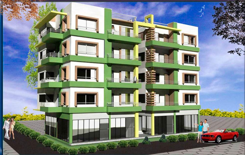 Недвижимость строительство