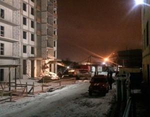 В Нижнем Новгороде погиб рабочий
