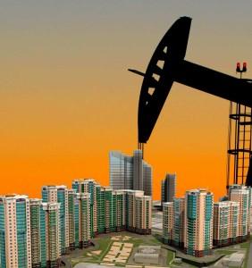 Цены на нефть и жильё