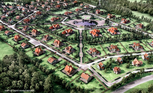 Крупнейшие коттеджные поселки Подмосковья