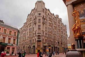 на рынке недвижимости Москвы