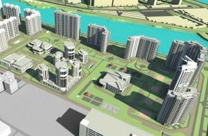 Градостроительные зоны