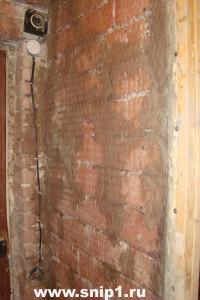 покрываем бетоноконтактом