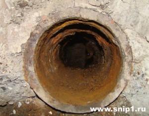 Ремонт канализации в хрущевке
