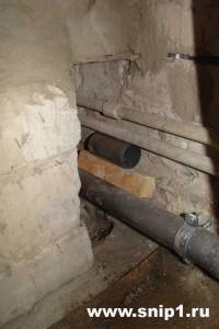 ремонт сантехники в хрущёвке