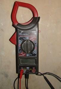 M-266 Diginal clamp meter