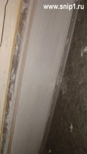 ремонт дверного пространства