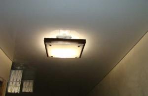 квадратный светильник