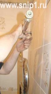 полотенцесушитель установка