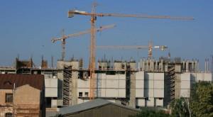 Строительство торговый центр на Белинского Нижний Новгород