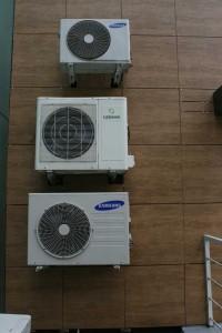 Крепление кондиционеров на вентилируемый фасад
