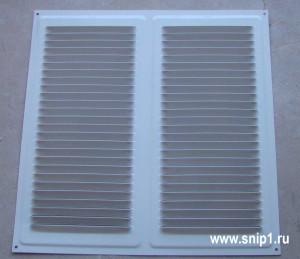 Вентиляционная решётка 25х25