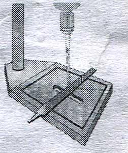 Сверление инструментальной стали