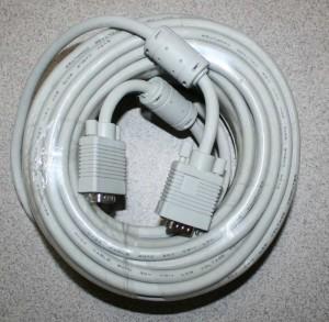 кабель VGA
