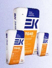 EKTG40 WHITE БЕЛАЯ ГИПСОВАЯ ШТУКАТУРКА для внутренних работ в сухих помещениях