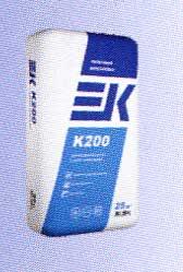 ЕК К200 ГИПСОВАЯ ШПАТЛЕВКА для внутренних работ в сухих помещениях