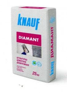 Штукатурка цементная декоративная КНАУФ-Диамант