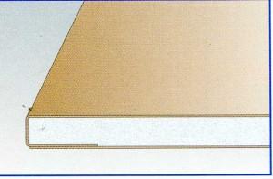 Лист для пола Гипрок GL15 ширина 900 мм