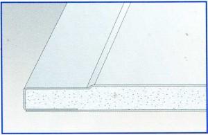Огнестойкий лист Гипрок GF 15 ширина 1200 мм