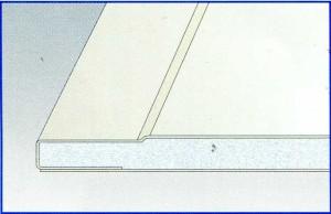 Стандартный лист Гипрок GN 13 ширина 1200 мм