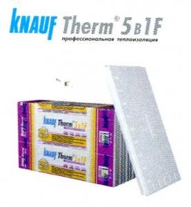 KNAUF Therm® 5 в 1 F (КНАУФ Терм Пять в Одном Ф)