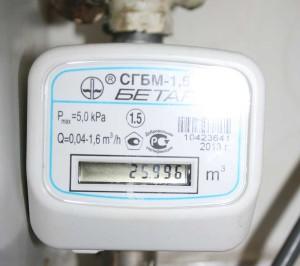 Руководство по эксплуатации ПДЕК.407292.004 РЭ Счетчик газа СГБМ-1,6
