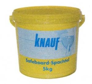Шпаклевка КНАУФ-Сейфборд Шпахтель (KNAUF-Safeboard Spachtel)