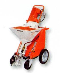 Штукатурная машина PFT Ritmo XL