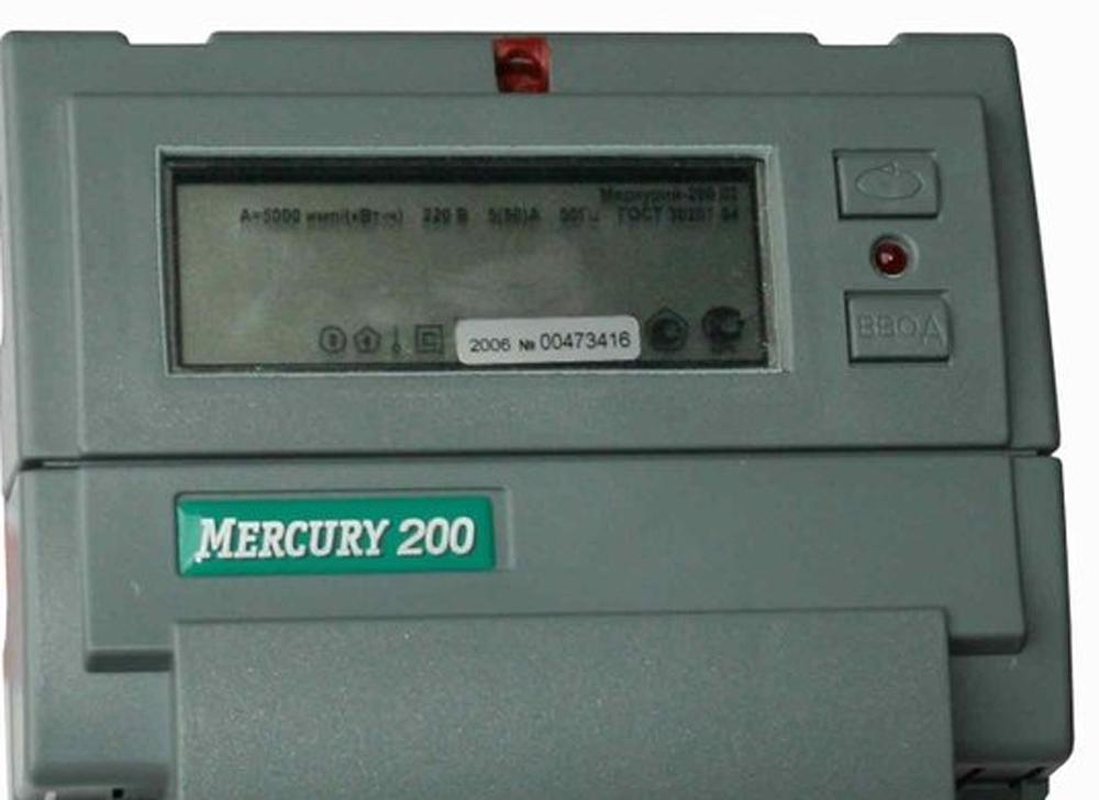 """Меркурий · Инструкция на """""""