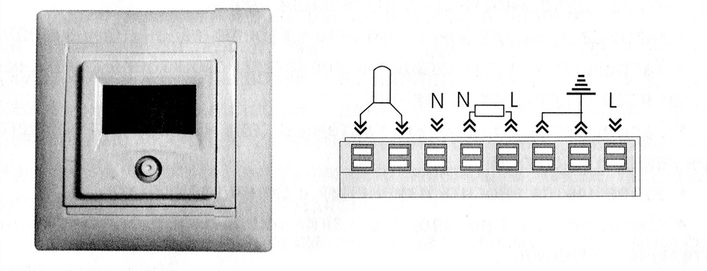Spyheat nlc схема подключения