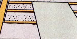 В качестве рабочей поверхности подойдут элементы монолитного покрытия, натяжные плиты или шпунтованные доски, которые