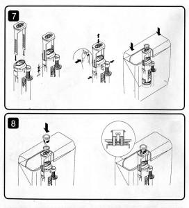 механизмдля унитаза