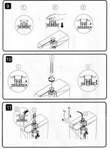 смывочный механизма